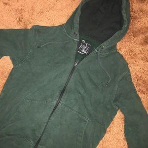 Green Gap Hoodie
